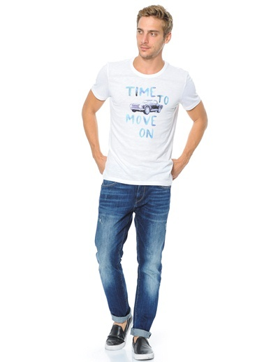 Jean Pantolon   Jake - Skinny-Mavi